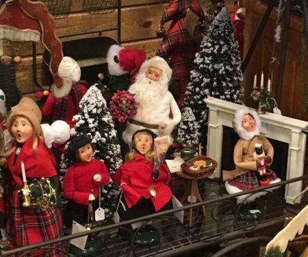 The Christmas House Mccall Idaho
